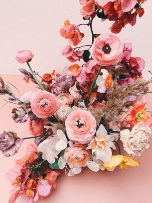 Murs De Fleurs