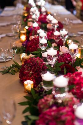 Murs De Fleurs Event Styling