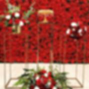 mursdefleurs event styling props flower