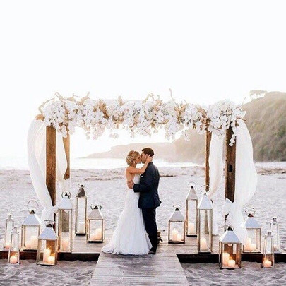 Wedding Event - Murs De Fleurs