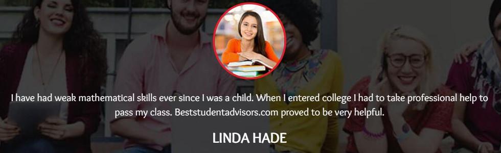 Stock Image - LINDA HADE