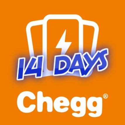 Chegg Premium Function Account 14 Days