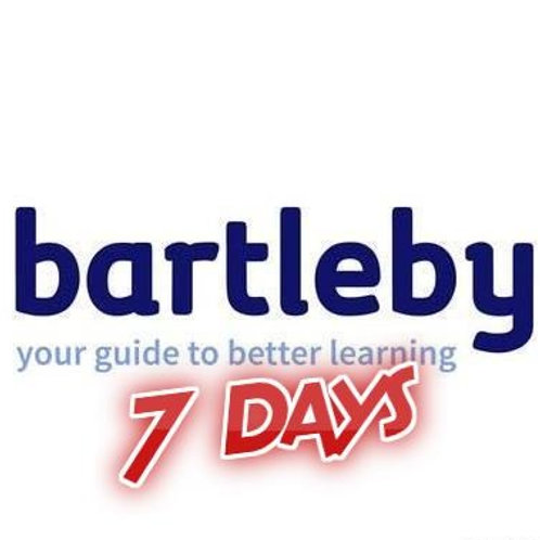 Bartleby function account 7 days