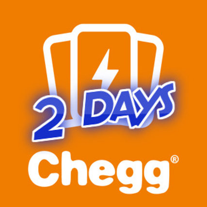 copy of Chegg Premium Function Account 2 Days