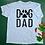 Thumbnail: Dog Dad Unisex T-Shirt