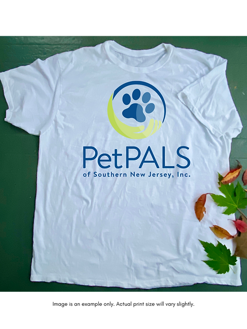 PetPALS of Southern New Jersey Color Unisex T-Shirt