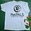 Thumbnail: PetPALS of Southern New Jersey Black Unisex T-Shirt