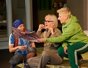 Kannst Du pfeifen Johanna? - Theater Augsburg
