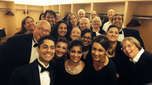 The Elmer Iseler Singers and Guest Ismaili Singers at the Ismaili Centre Toronto