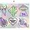Thumbnail: Desert Daze Sticker Pack