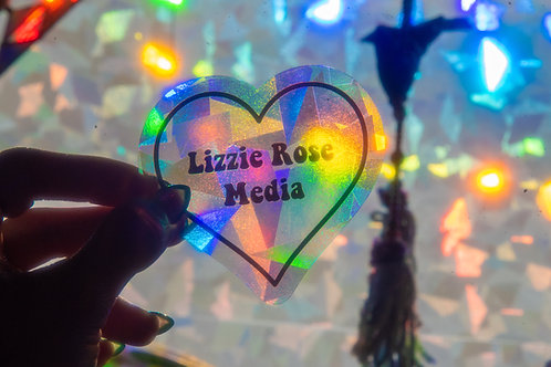 Lizzie Rose Media Heart