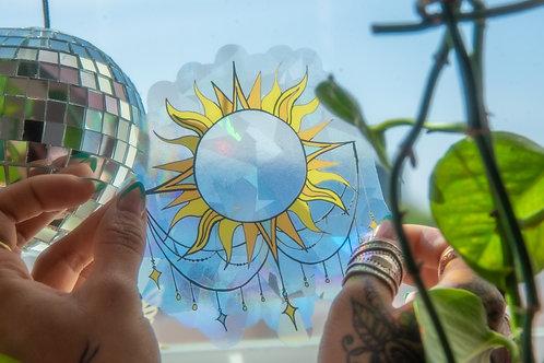 Sun Goddess Decal