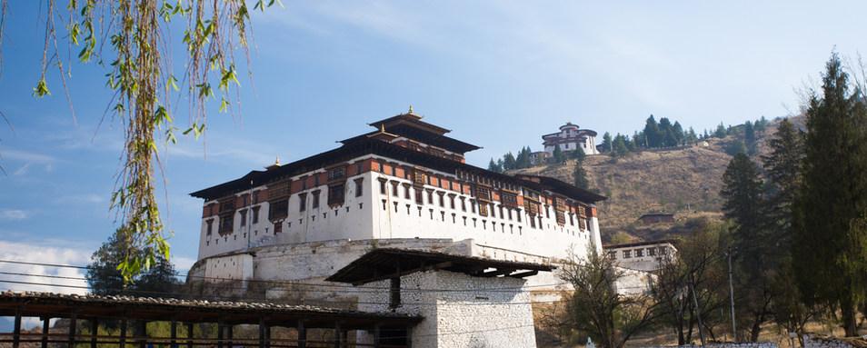 帕羅宗 Paro Rinpung Dzong