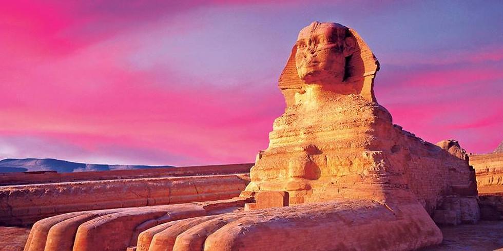 2022 埃及能量之旅 (日期另行公告)