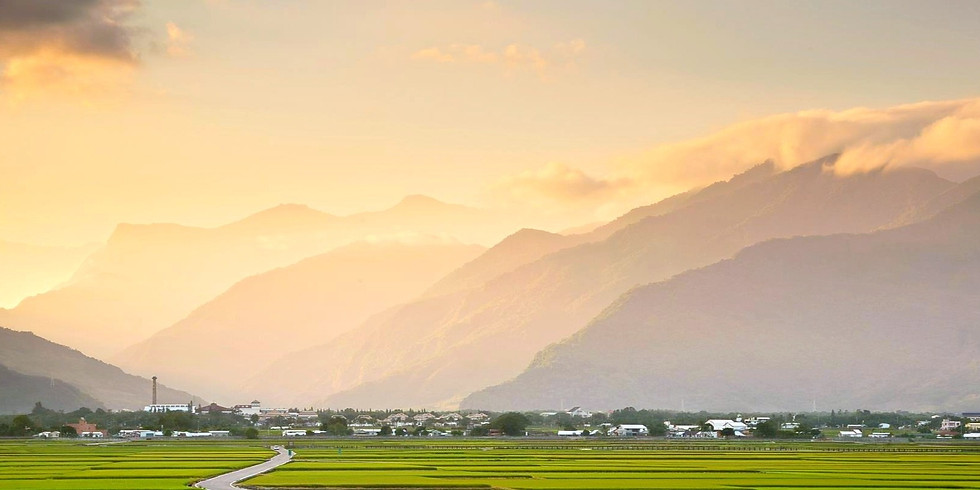 2020 台東山海療癒之旅 (已額滿)