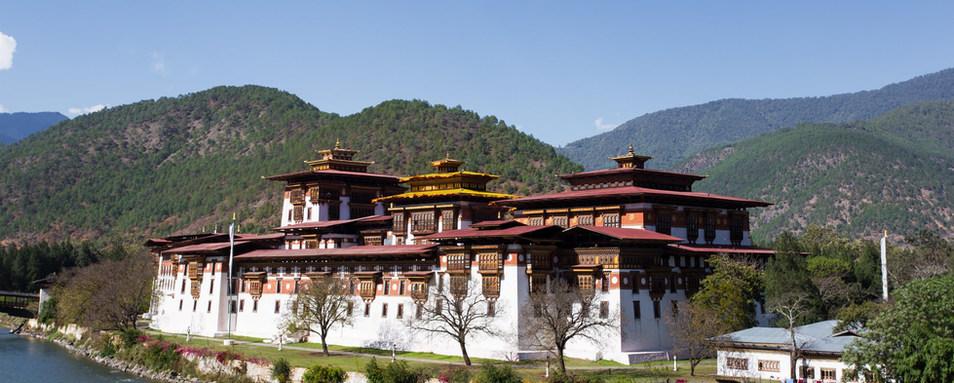 普納卡宗Punakha Dzong