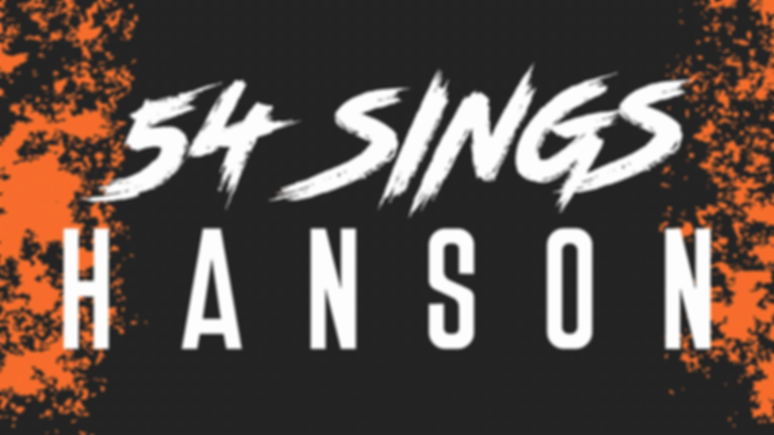 54 Sings Hanson