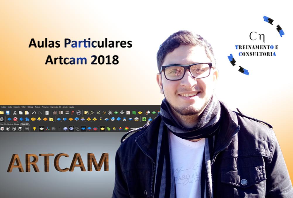 Aula Particular Artcam 2018