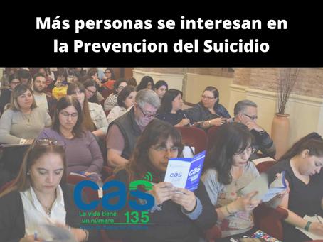 Crece el interés por la Prevención del Suicidio en Argentina