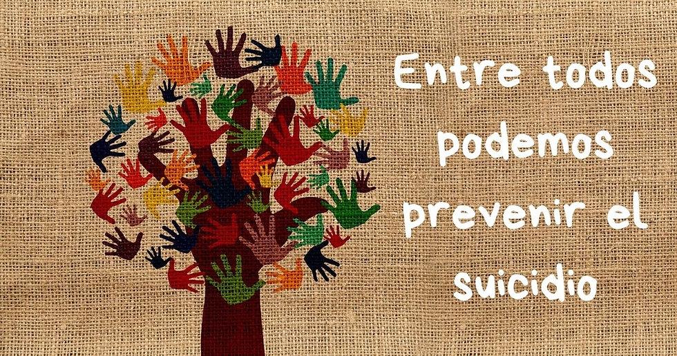 Entre todos podemos prevenir el suicidio