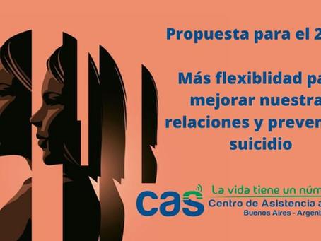 Actitudes más flexibles mejoran nuestras relaciones y previenen el suicidio
