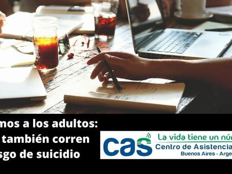 Prevención del suicidio en la edad adulta
