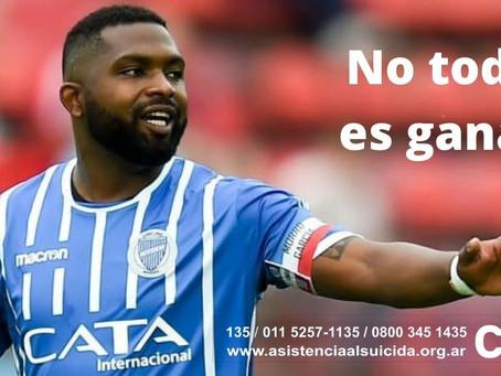 El suicidio en el fútbol argentino