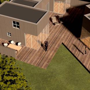 Sommerhus projekt