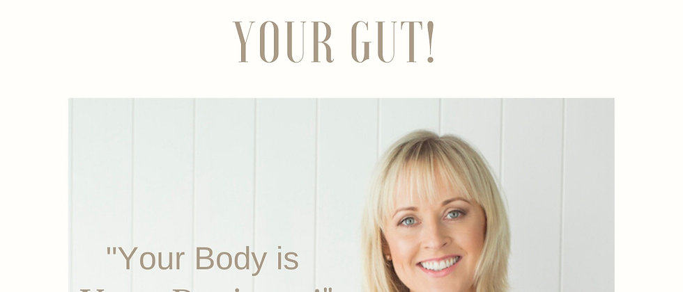 ebook: 5 Steps To Boost Your Immune via Gut Health