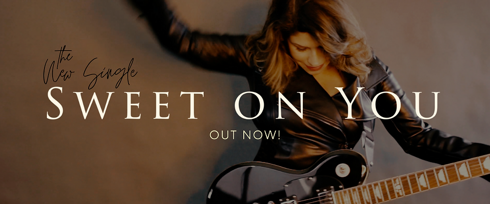 Lisa Gentile_New Single Sweet on Out Now