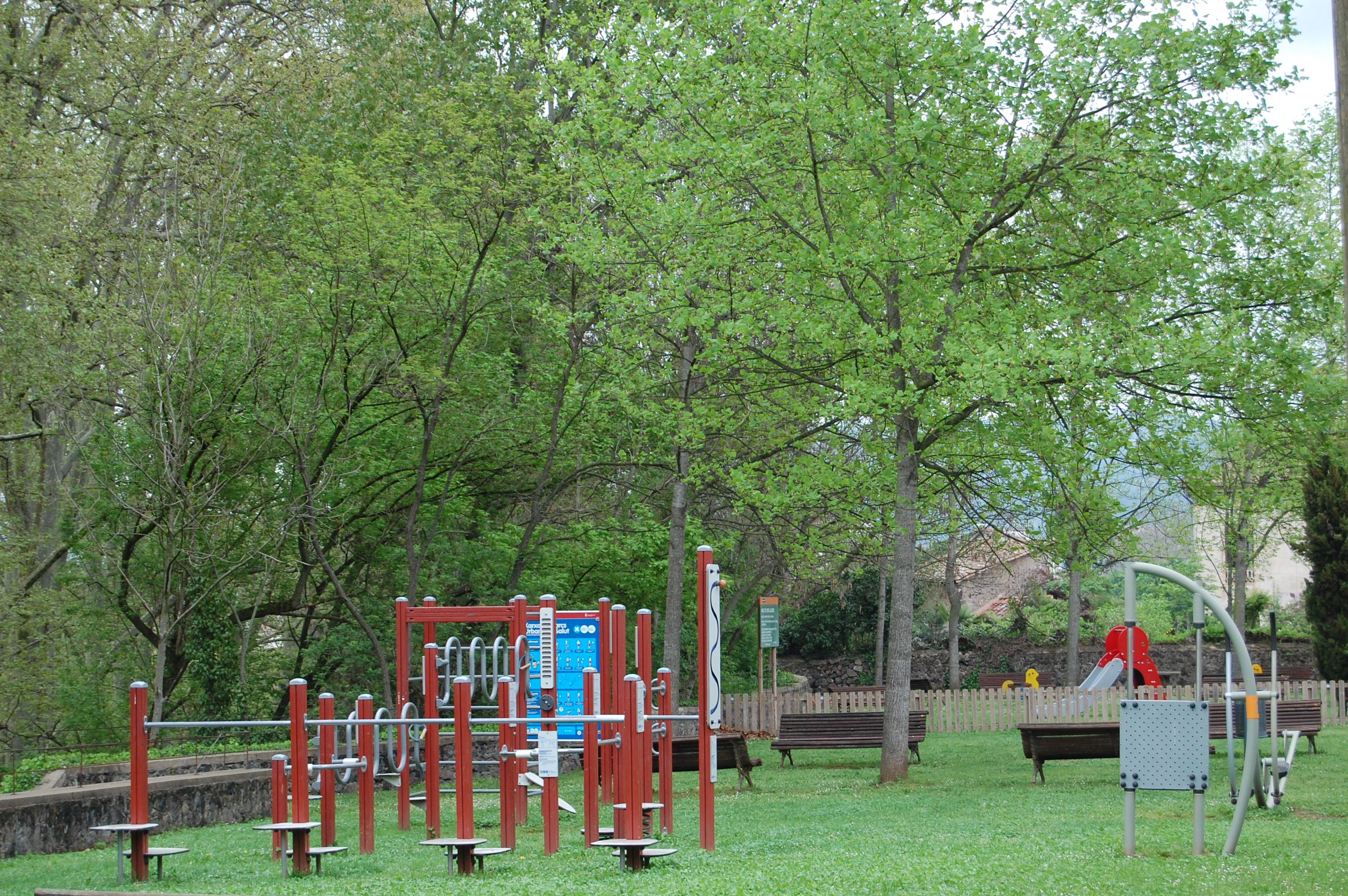 El parc infantil