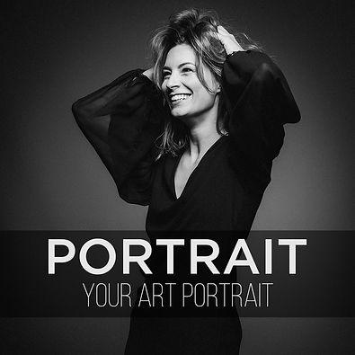 Portrait - Caroline Your Art Portrait Co