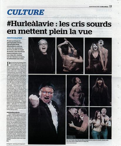 9 Février - La Marseillaise