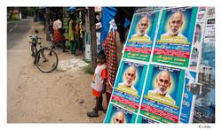 Sur la route de Cochin