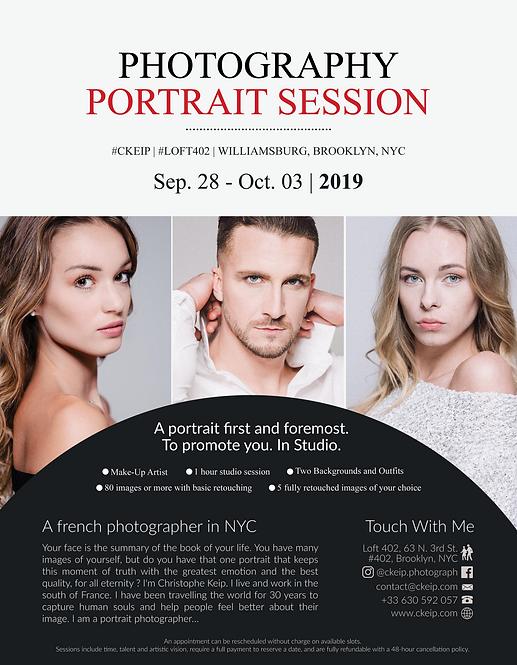 Photography - Portrait Session