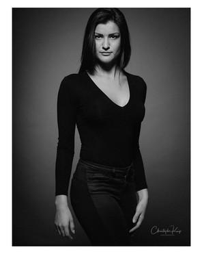 Metz - France - 2018 Lightning & Photographer: Christophe Keip (www.ckeip.com) Model: Alexia
