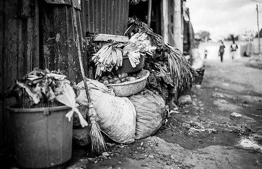 In the Slum 1 (Ethiopia)