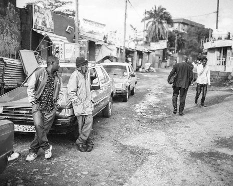 Safe, not safe ? (Ethiopia)