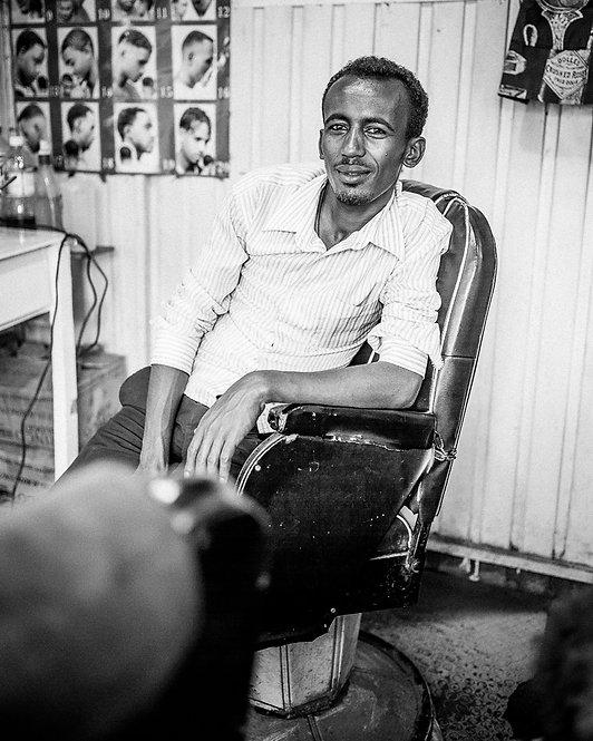 Hairdresser (Ethiopia)