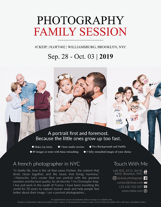 Photography - Family Session