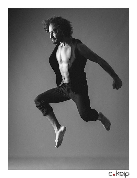 Paris - July 2017 Lightning & Photographer: Christophe Keip Model: Mehdi