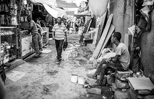 Street Market 1 (Ethiopia)