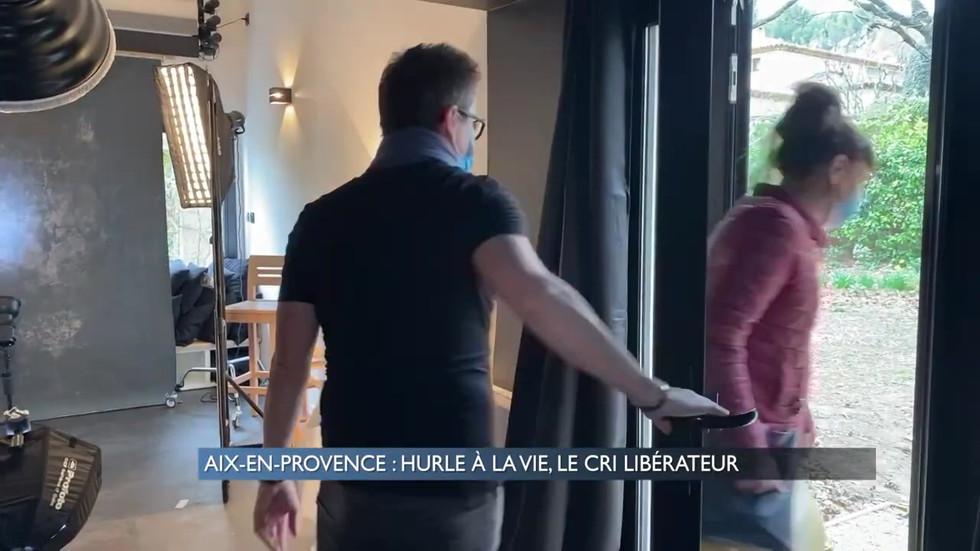 2021-02-22 Provence Azur TV - Aix-en-Pro