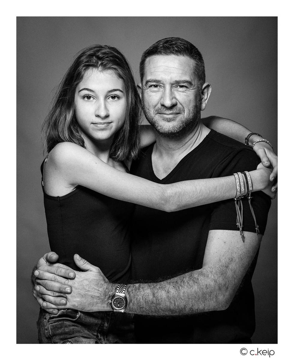 Aix-en-Provence - January 2017 Photographer: Christophe Keip Models: Ilona & Vincent