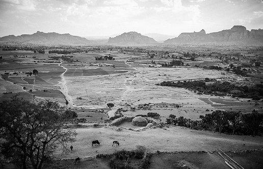 Gheralta Landscape 1 (Ethiopia)