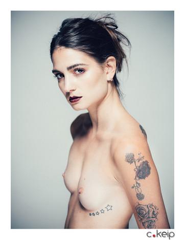 Aix-en-Provence - July 2017 Lightning & Photographer: Christophe Keip Artistic Director: Sangie MUA: Marjory Model: Emilie