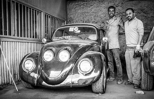 VW Car Italian Style Tuning  (Ethiopia)