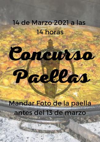 14 de Març.concurs de paelles