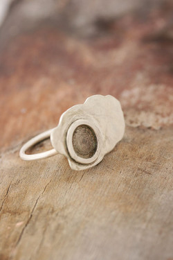Silver Cloud Ring