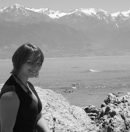 Anne Gibbons, Kaikoura, NZ